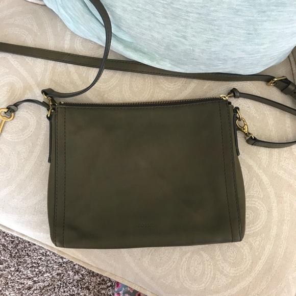 63599ef8312e Fossil Handbags - Fossil Emma EW Crossbody